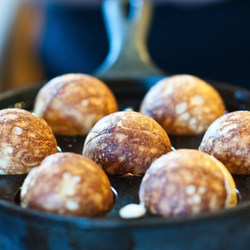 Eat aebleskiver - Bucket List Ideas