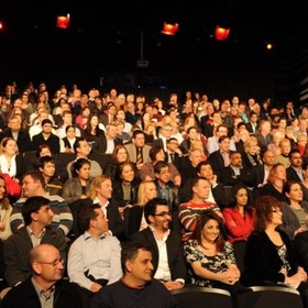 Be part of a TV studio audience - Bucket List Ideas
