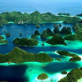 Go to Raja Ampat Islands, Indonesia - Bucket List Ideas