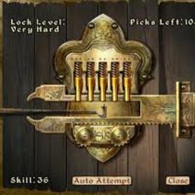 Learn to pick locks - Bucket List Ideas