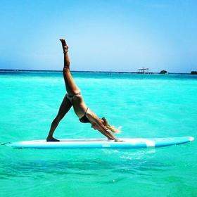 Take a Sub Yoga class - Bucket List Ideas