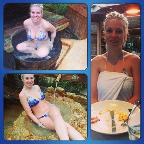 Swim in a hot spring - Bucket List Ideas