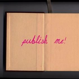 Get my name in print - Bucket List Ideas