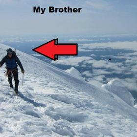 Climb a Mt. with my Brother - Bucket List Ideas