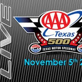 AAA Texas 500 - Bucket List Ideas