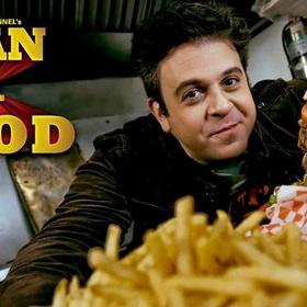 Eat at every Man vs Food restaurant - Bucket List Ideas