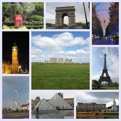 Visit all the continents (except antarctica lol) - Bucket List Ideas