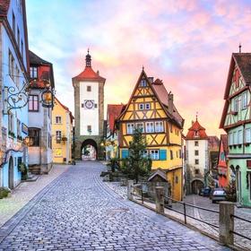 Visit Rothenburg ob der Tauber in Germany - Bucket List Ideas