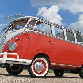 Own a 1960's VW bus - Bucket List Ideas