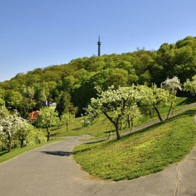 Walk up to Petřín - Bucket List Ideas