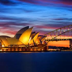 Visit Austalia - Bucket List Ideas