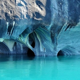 Marble Caves of Patagonia, Chile - Bucket List Ideas