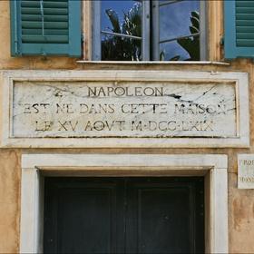 Visit Napoleon's house in Corsica - Bucket List Ideas