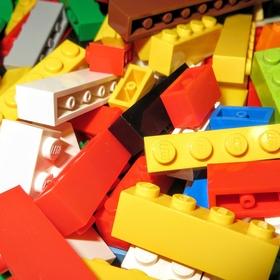 Maak een lego kunstwerk - Bucket List Ideas