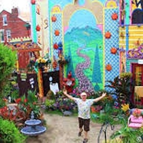 See the art of Randyland - Bucket List Ideas