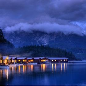 Stay at Ross Lake Resort in Washington - Bucket List Ideas