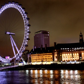 Go on the London Eye - Bucket List Ideas