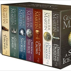 Read all the Game of Thrones books - Bucket List Ideas