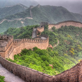 Walk on the Great Wall of China - Bucket List Ideas