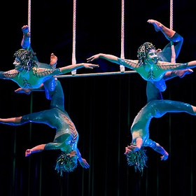 See a Cirque de Soleil show - Bucket List Ideas