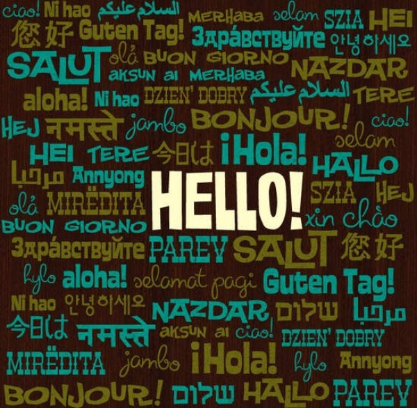"Learn to Say ""Hello"" in 50 Languages - Bucket List Ideas"