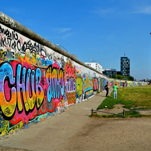 See the Berlin Wall - Bucket List Ideas