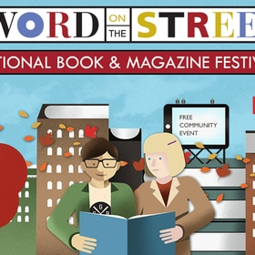 Attend The Word on the Street Festival - Bucket List Ideas