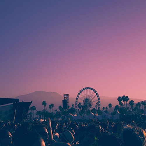 Go to Coachella - Bucket List Ideas