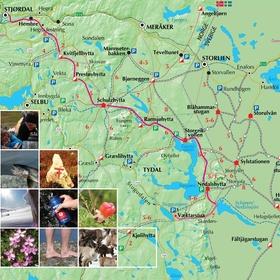 Walk across Norway on foot - Bucket List Ideas