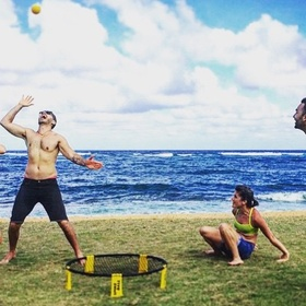 ⚜️Play Spikeball - Bucket List Ideas