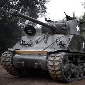 Drive a tank - Bucket List Ideas