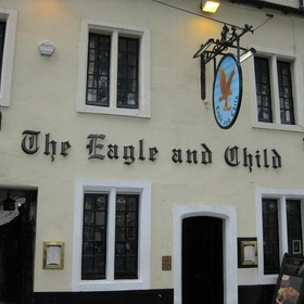 Visit the Eagle and Child pub in England - Bucket List Ideas