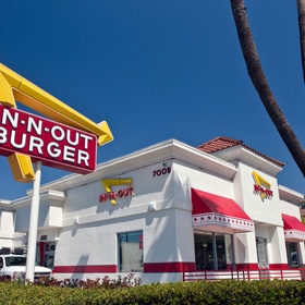Eat at In-N-Out! - Bucket List Ideas