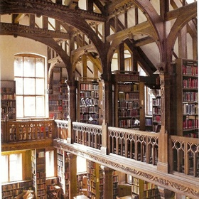 Visit the Most Beautiful Libraries in the World - Bucket List Ideas
