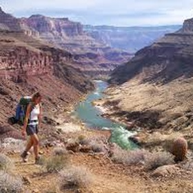 Hike down the Grand Canyon - Bucket List Ideas