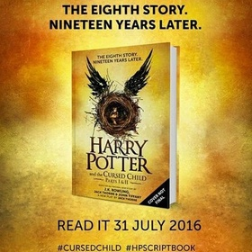 Read the new Harry Potter book - Bucket List Ideas