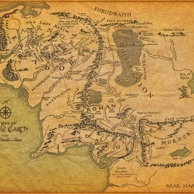 Finish reading the Lord of the Rings - Bucket List Ideas