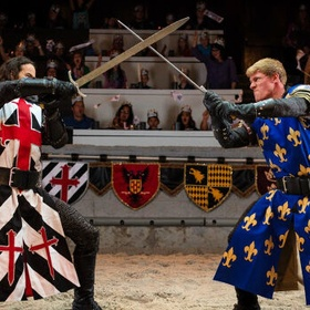 Go to Medieval Times Dinner and Tournament - Bucket List Ideas