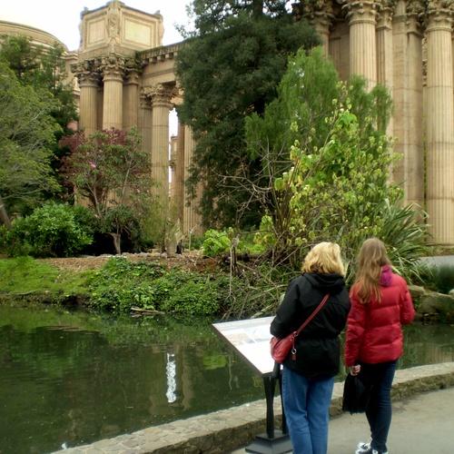Palace of Fine Arts - Bucket List Ideas