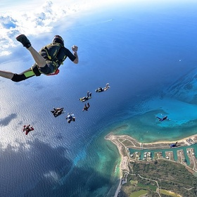 Go skydiving - Bucket List Ideas
