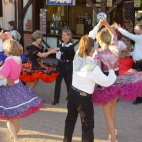 ⚜️Go square-dancing - Bucket List Ideas