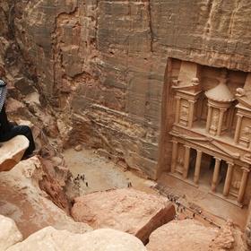 Jordan - Petra - Visit - Bucket List Ideas