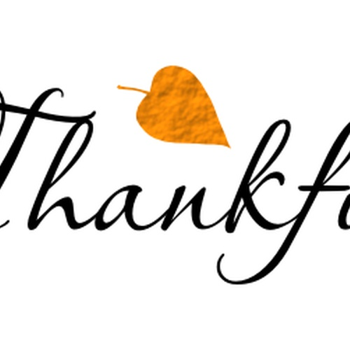 A month of being thankful - Bucket List Ideas