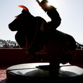 Ride a mechanical bull - Bucket List Ideas