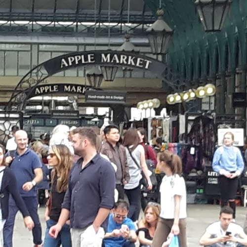 Visit Covent Garden Market - Bucket List Ideas
