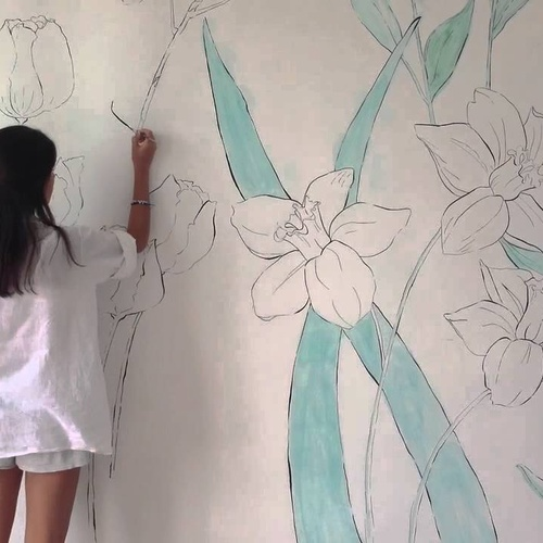 Paint the walls in my room - Bucket List Ideas