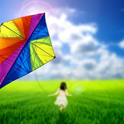 Play with a kite - Bucket List Ideas
