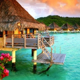 Go To Bora Bora - Bucket List Ideas