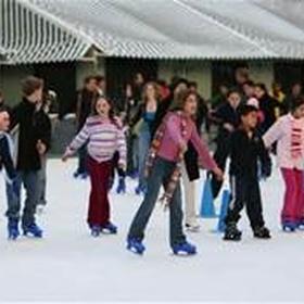 Go ice skating - Bucket List Ideas