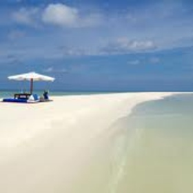 Stay on the beach in Amanpulo, Philipines - Bucket List Ideas